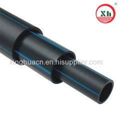 2013 HDPE Polyethylene water pipe from Xinghua pipe