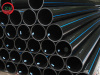 Polyethylene pipe for water gas
