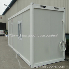 20ft Dismountable Container House for Sale
