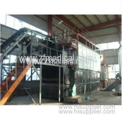 Waste Heat Shop Assemble Traveling Grate Biomass Boilers