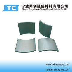 high speed rotor magnets with strong bonding power