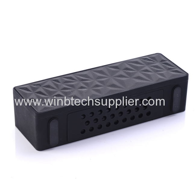 Wireless mini portable Bluetooth Speaker car outdoor subwoofer small bluetooth audio receiver TF card MP3 Music Player