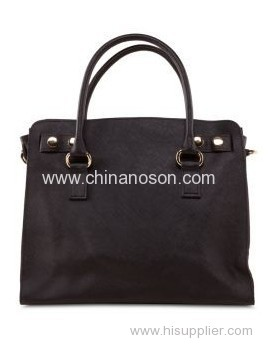 Newest Women black Handbag with 2014 style