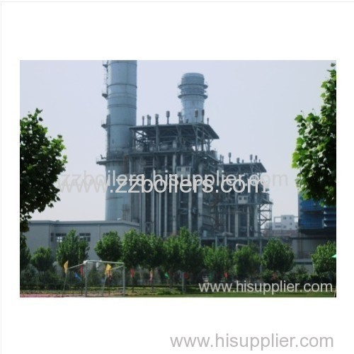 Water tube vertical Fuel and Gas Boilers