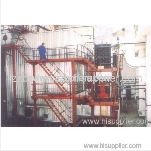 Natural Circulation Corner Tube Power Station Boilers