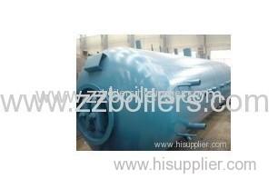 Water Tube 100mm High Pressure Boilers Drum