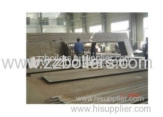 Fire Tube Coal-fired Boilers Air Distribution Plate