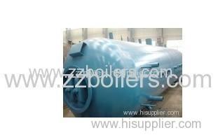 Coal-fired 100mm High Pressure Boilers Drum