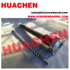 Zhoushan bimetallic screw barrel