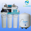 household 6 stage reverse osmosis system, 75gpd with UV sterilizer