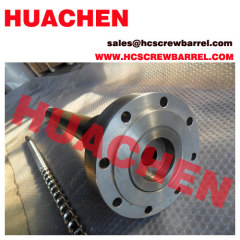 Zhoushan extruder screw and barrel