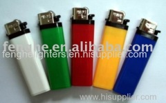 disposable plastic flint lighter