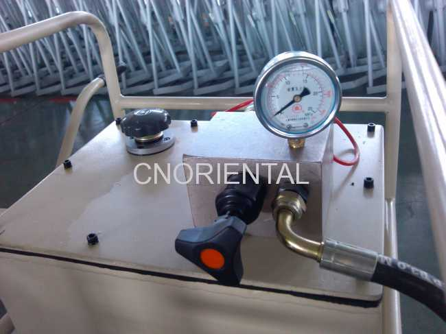 fiber optic cable conduit blower set