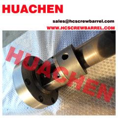 Zhoushan nitrided extruder barrel