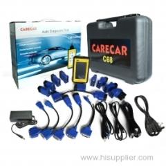 C68 CARECAR Premium Full Set Hand Held Diagnostic Scanner