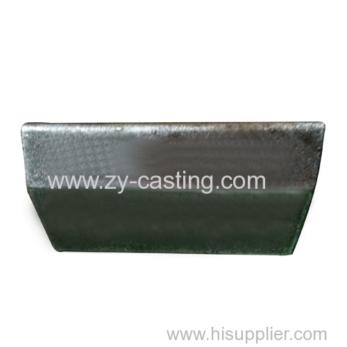 forklift accessory carbon steel casting