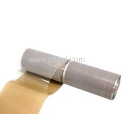 Ptfe fiberglass film adhesive tape