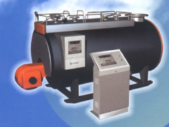 Water tube Industrial Fuel and Gas Boilers