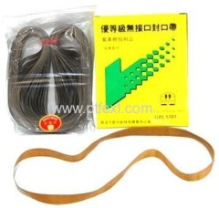 seamless ptfe coated fiberglass sealing belt