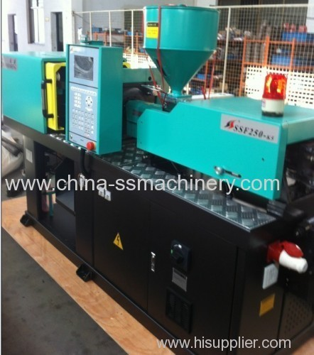 Injection molding machine for small plastic toys making from