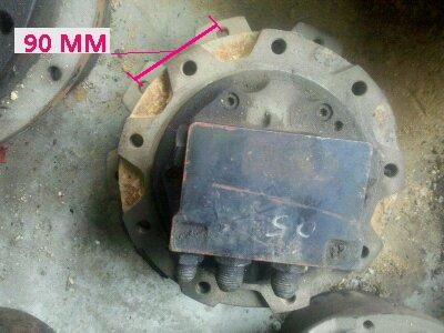 GM05 FINAL DRIVE FOR EXCAVATOR