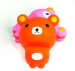 hot sale funny cell phone holder with bear design
