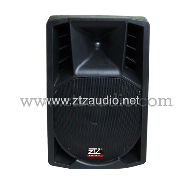 Professional active & passive speaker box TN1210(A)&TN1510(A)series