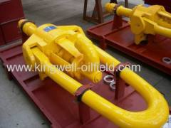 API standard rotary swivels SL135 for oil and gas rig