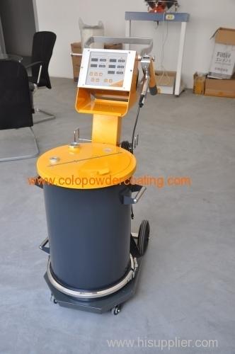 home powder coating kit