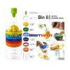 Bin 8 tools / 8 kitchen tools