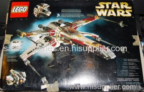 Lego Star Wars 7191 X Wing Fighter Ucs Sealed 7191 X Wing Fighter
