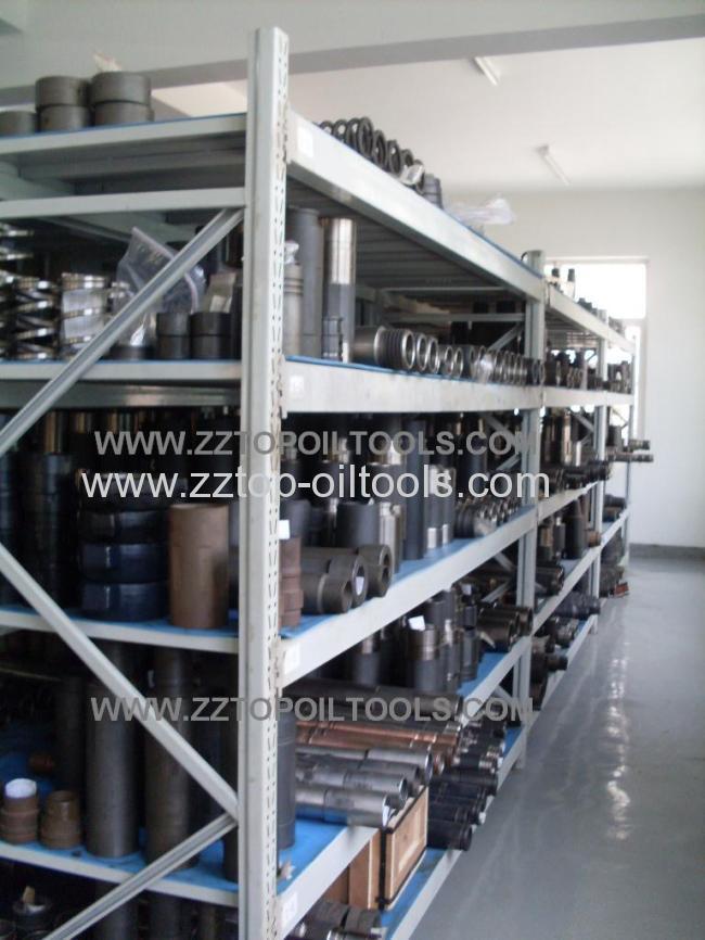 5x 10000psi Internal Pressure operated IPO Circulating Valve Drill stem testing