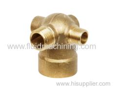 Brass Garden Pump Fittings