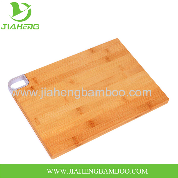Modern Bamboo Cheese Chopping Board With Cheese Knives
