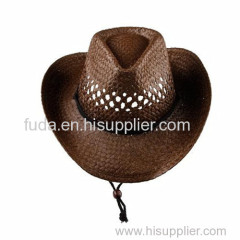 custom paper cowboy hats
