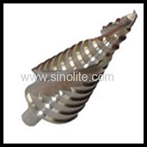HSS Step Drill Spiral Fluted