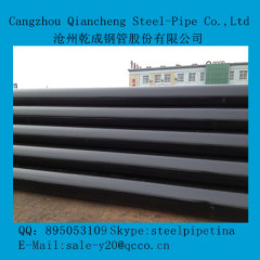 Hot-dip galvanized line pipe API 5L GR.B