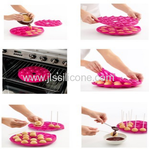 New Arrival Silicone chocolate molds candy makers