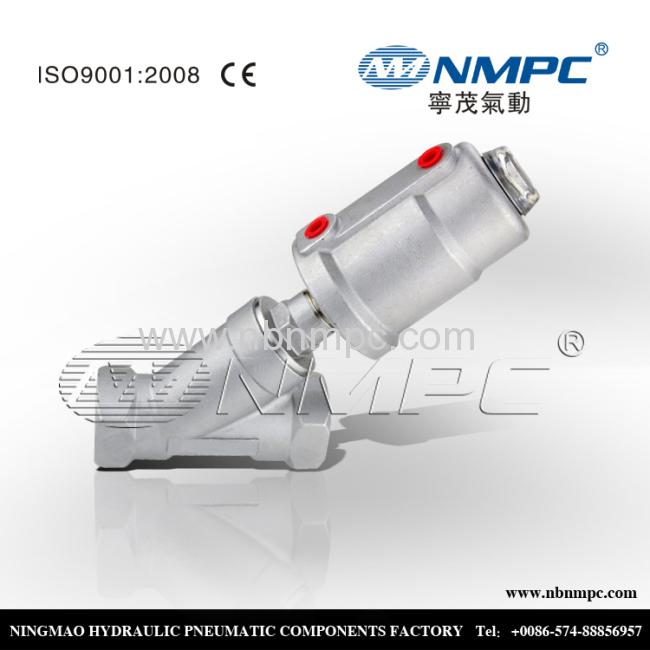 2 way stainless steel valve