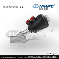 2 way angle solenoid valve