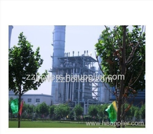 power station Fuel and Gas Boilers