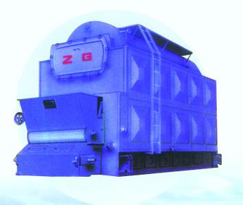 Industrial DZL series of traveling grate boilers