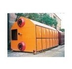 Natural circulation Traveling Grate Boilers