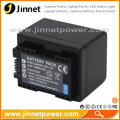 China products for canon digital camcorder battery BP-807 BP-809 BP-819 BP-819D BP-827 BP-827D