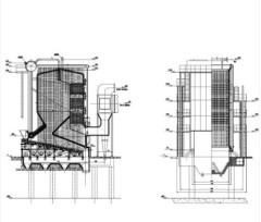 Grate Hot Water Biomass Boilers