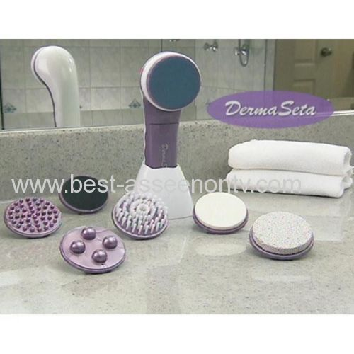 DERMA SETA DermaSeta Body Exfoliator Exfoliates Dry Skin Removes Calluses