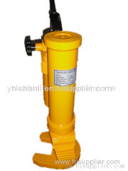 10 ton Low profile bottle jack from China manufacturer