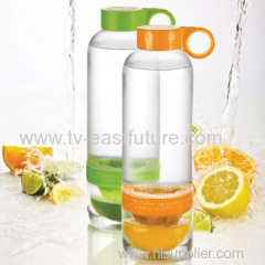 PP + Plastic Citrus Zinger Water Bottle