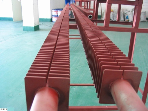 Water Tube Industrial economizers in fin type