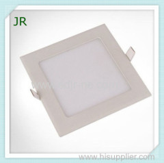 16w square flat led panel ceiling lighting